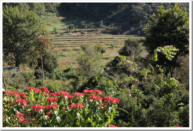 Pang Ung, Around Mae Hong Son